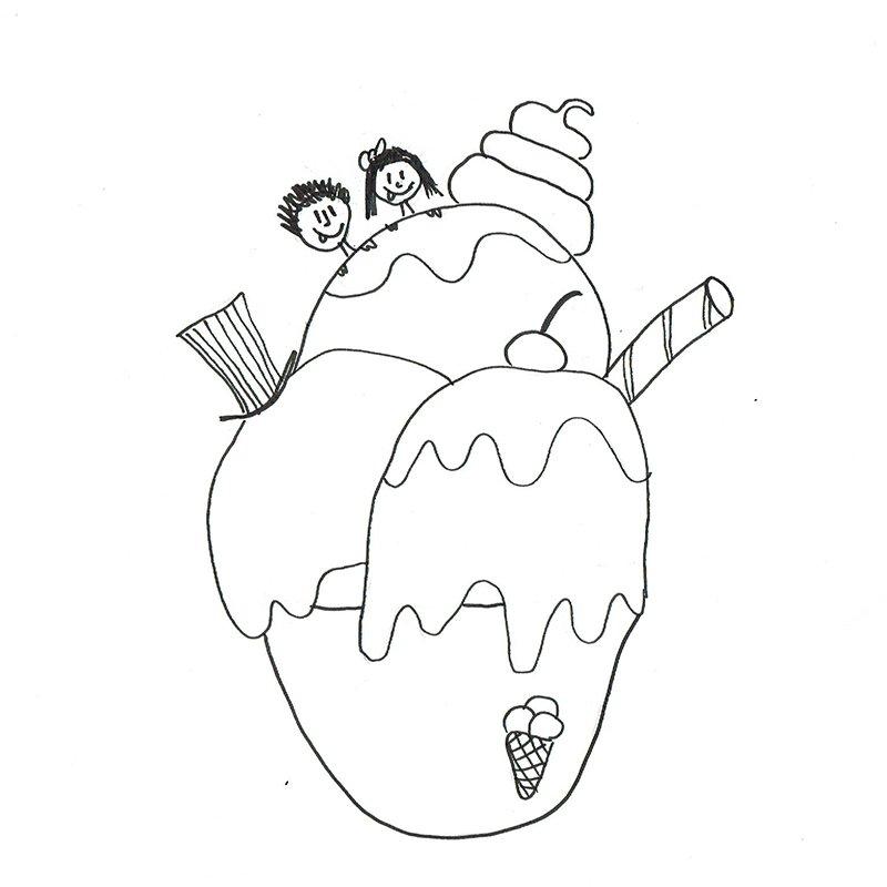 גלידה חלומית